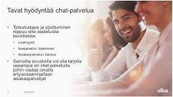 Ulkoista Chat -palvelu - Webinaari
