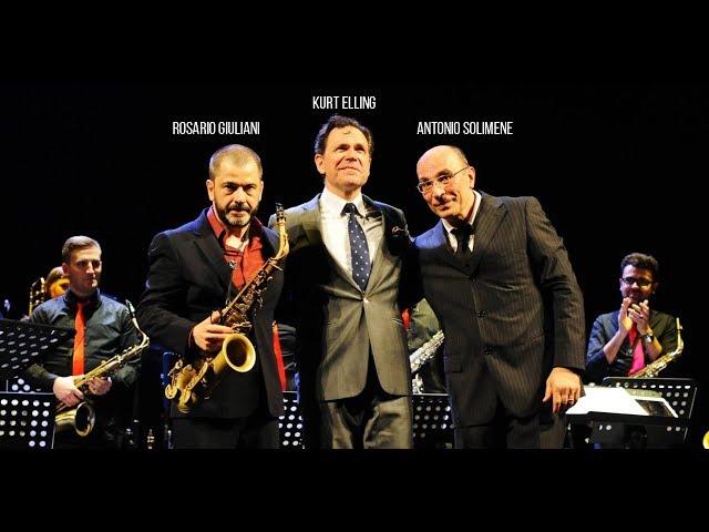 Kurt Elling - Rosario Giuliani - Antonio Solimene   I like the sunrise   live@specialguest2017