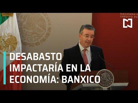 Banxico: desabasto de gasolina afectaría economía e inflación - Las Noticias