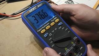 OWON B35T+ Digital Multimeter with Bluetooth
