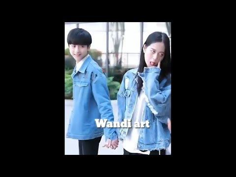 CIUMAN SAVAGE !!! Story Wa Korea Baper | Story Wa Romantis | Video Pendek