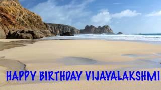 Vijayalakshmi   Beaches Playas - Happy Birthday