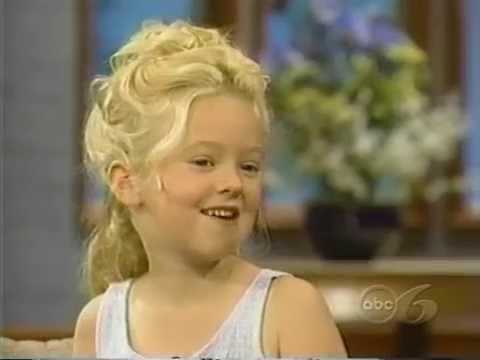 Madylin Sweetin  1998. Age 6
