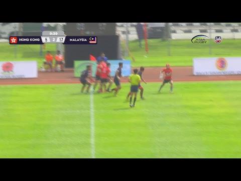 Asia Rugby U18 Boys  7s - Day 1