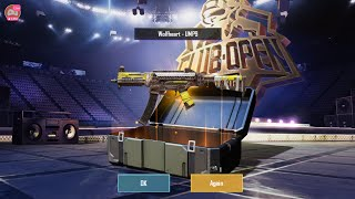 PUBG MOBILE'S 2 GB Update + Crate Unboxing W Player Well Known North America