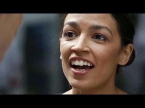 Democrat Ocasio-Cortez fails to explain her $40T plan