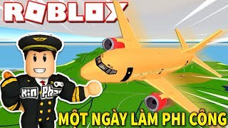 Roblox | 24 hours DOING ENOUGH AIRCRAFT PILOT-Pilot Training Plane Simulator | Kia Breaking