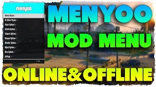GTA 5 | MENYOO MOD MENÜ INSTALLIEREN | Tutorial DEUTSCH / GERMAN | El Rikko