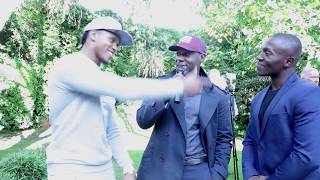 ANTHONY YARDE & TUNDE AJAYI TALK SEQUEIRA, THE COME UP, SECURING THE ADIDAS BAG AND JOSHUA BUATSI !