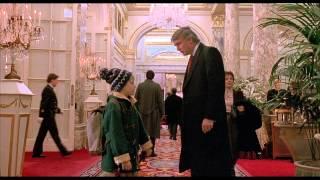 Дональд Трамп (Один дома 2)