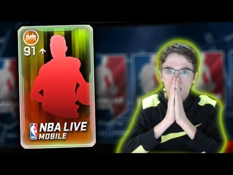 NBA Live Mobile - 10 91+ CHICAGO ELITE PLAYER PACKS!!! NEW 97 JASON WILLIAMS!! 94 OVR PULL!!