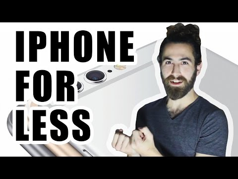 how to get the new iphone for cheaper works on any iphone 7 7plus