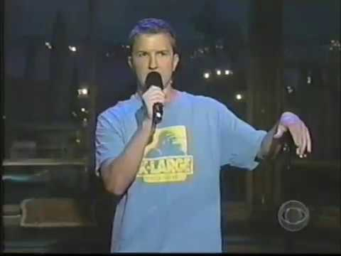 Nick Swardson on The Late Late  with Craig Kilborn  2004