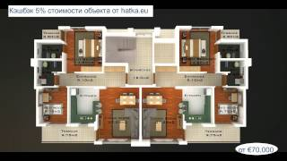 Роскошные апартаменты по доступной цене в новом комплексе  Турция, Белек(В 10-ти минутах ходьбы от центра Белека. Страница объекта ..., 2017-02-04T13:28:46.000Z)