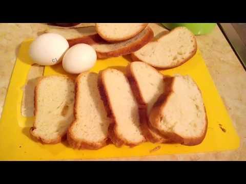 ЕДА И...Любимые сладкие гренки с кардамоном. Десерт за 10 минут!