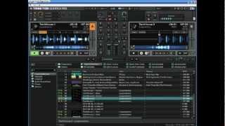 Видео урок сведения треков в Traktor Scratch Pro 2