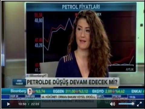 ALB Forex Araştırma Uzmanı Eda Önder, ekonomi piyasalarını değerlendiriyor. Bloomberg HT