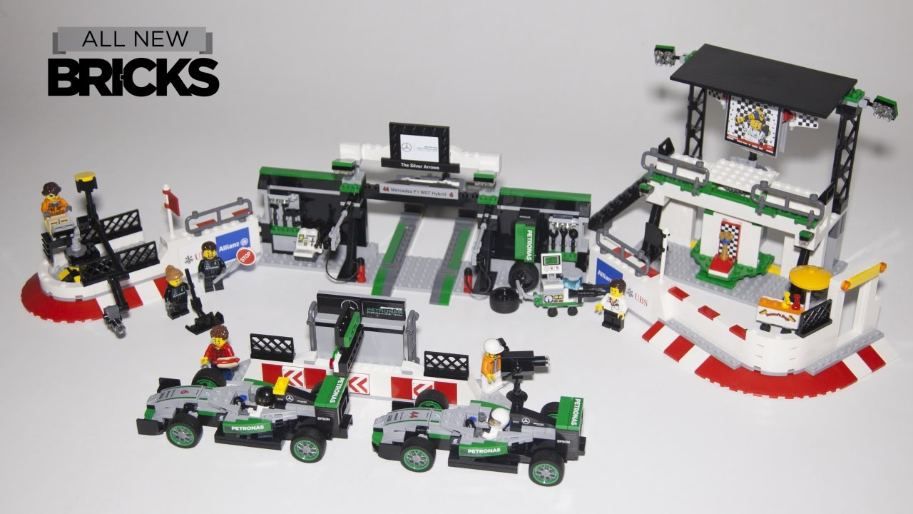 lego speed champions 75883 mercedes amg petronas formula. Black Bedroom Furniture Sets. Home Design Ideas