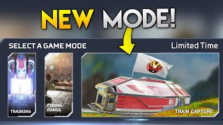 *NEW* CAPTURE THE TRAIN MODE!! | Best Apex Legends Funny Moments and Gameplay - Ep. 270