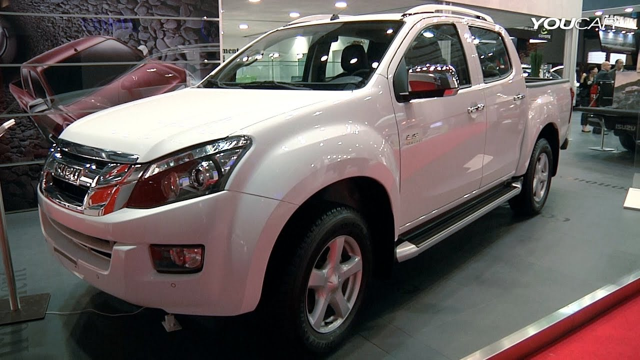 D Max Exhibition Models : Isuzu d max youtube
