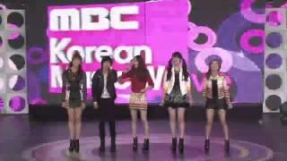 f(x) - Danger, Hot Summer, NU ABO, YouTube Presents MBC K-pop concert 20120521