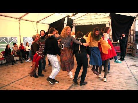 Звуковий вимір. Гуцульські танці
