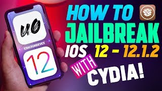 NEW Jailbreak iOS 12.1.2 Unc0ver Tutorial! (Works on iOS 12 - 12.1.2)