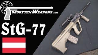 (0.24 MB) Steyr StG 77, aka the AUG Mp3