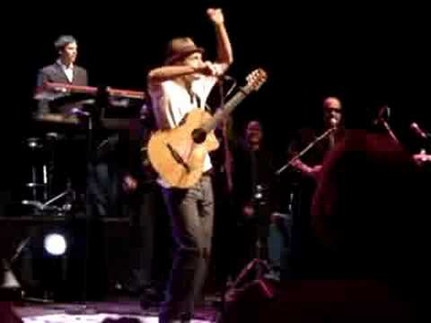Jason Mraz - I'm Yours - Live Royal Albert Hall London 23/09/08