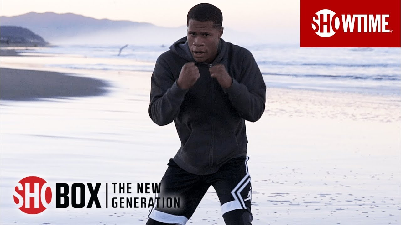 DAY IN CAMP: Devin Haney | SHOWTIME Boxing