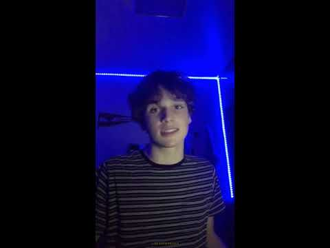 Aaron Hull's Last TikTok Live Stream For A While - 12th March 2020