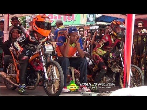 Drag Bike BSMC PURBALINGGA SERI 2 ; SUASANA PADDOCK Dan Beberapa CUPLIKAN RACE