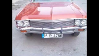 1970 Chevrolet Caprice.wmv