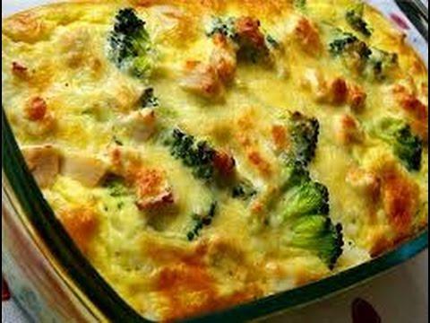 цветная капуста с фаршем и сыром запеченная в духовке