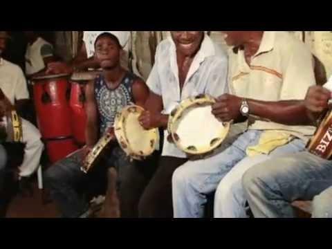 Samba de Roda: Samba Chula de São Braz in Bahia, Brazil