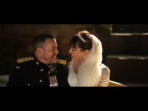Browsholme Hall Wedding Video