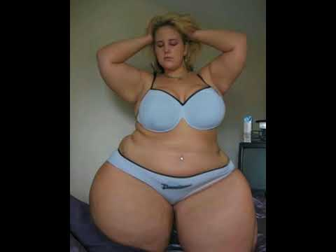 White bbw  taking some bbc