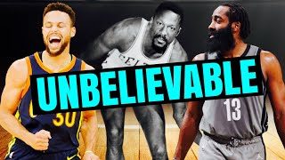 9 Straight Minutes of NBA Facts (Part 1)