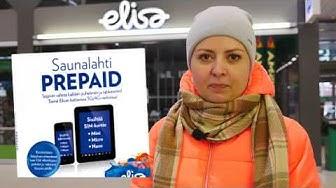 Как купить Prepaid SIM - карту в Финляндии