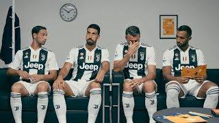 I giocatori della Juventus a colloquio con Randstad. Li avranno assunti?