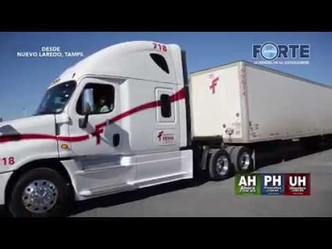 Reportaje COMPLETO con las operadoras de 5ta rueda de Transportes FEMA.