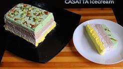 കസാട്ട ഐസ് ക്രീം റെസിപ്പി / Casatta Ice Cream Recipe / Cassata Recipe in Malayalam