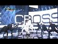 뮤직뱅크 Music Bank - 크로스진 - Black or White (CROSS GENE - Black or White).20170210
