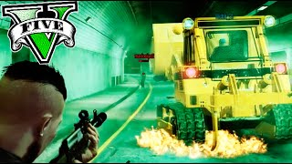 LA MEJOR PARTIDA A MUERTE SUPER TACTICA!! AK 47 GTA 5 ONLINE EPIC Makiman
