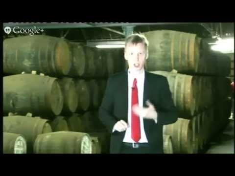 Glenfiddich Brand Ambassador for South-East Asia, Matthew Fergusson-Stewart