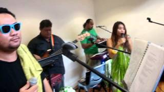 Indian Song - Mary Ann Van De Horst with MT Fao Band @ St Dominic Hall, Broadmeadows