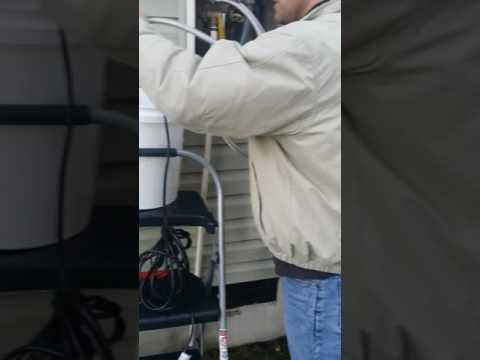 How to clean a tankless water heater