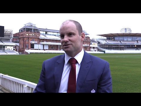 Andrew Strauss Interview - Pays A Rich Tribute To Alastair Cook