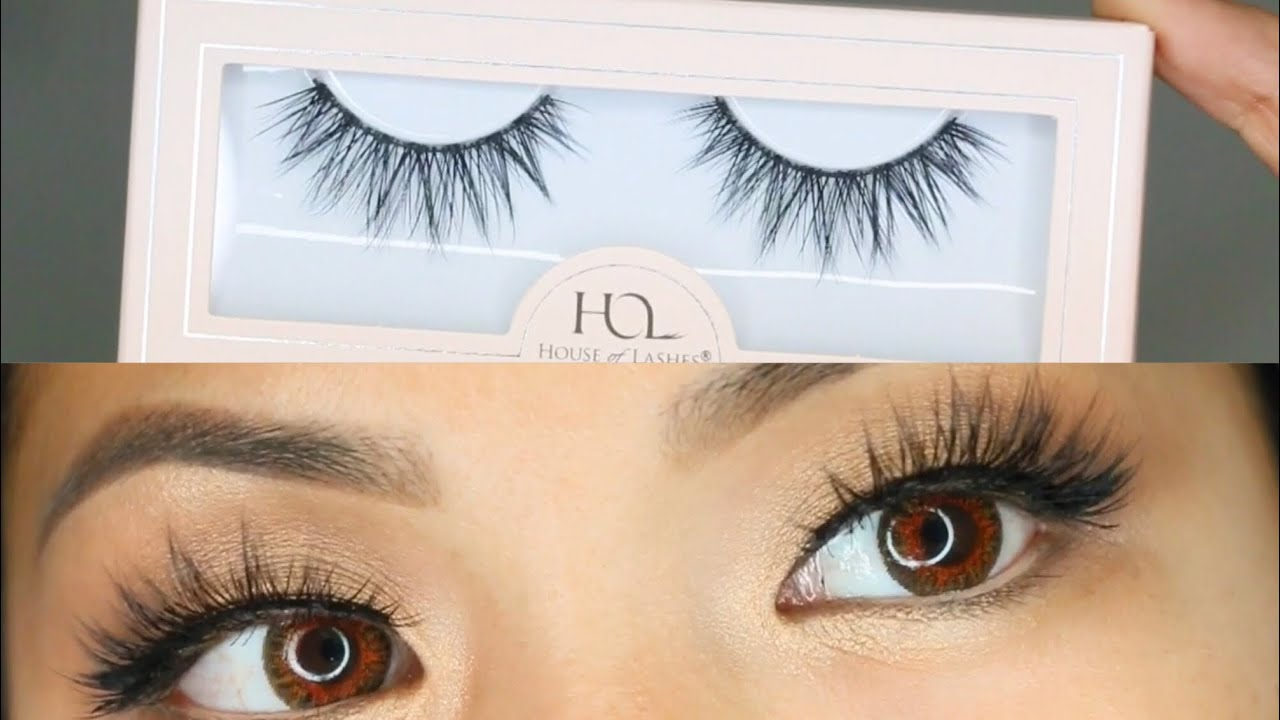 90c7e8a0514 House Of Lashes NATALIA LITE Review & Quick Tutorial - YouTube