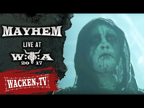 Black Metal at Wacken Open Air